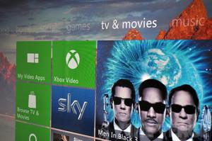 Microsoft Xbox TV: грядущая телевизионная приставка