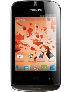 Philips Xenium W336: мобильный помощник