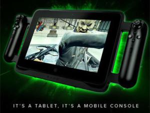 Стали известны цены и дата выхода игрового планшета Razer Edge