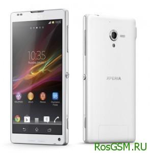 Sony Mobile анонсирует предстоящее начало продаж смартфона Xperia ZL