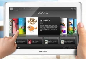 Galaxy Tab 3 - новый соперник iPad mini