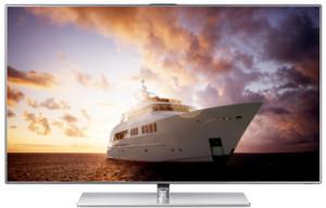 Samsung представила LED-телевизоры серии F7 и серии F6