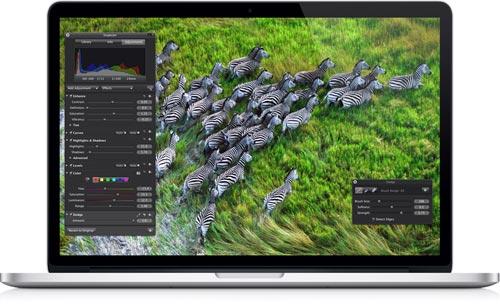 Обзор нового Apple MacBook Pro Retina