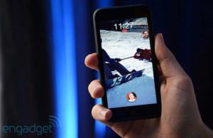 Характеристики и знакомство с первым Facebook-смартфоном HTC First