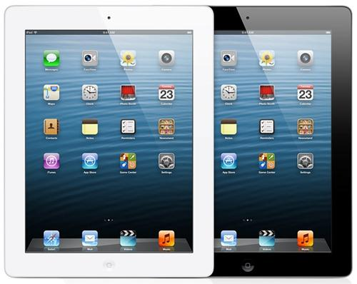 Apple IPAD 4 против Samsung Google NEXUS 10