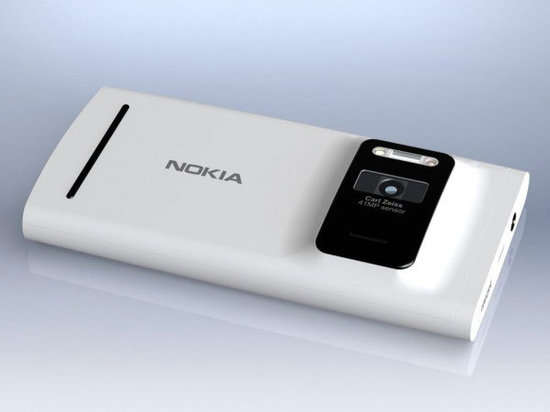 Nokia EOS – гибрид между Lumia 920 и 808 PureView