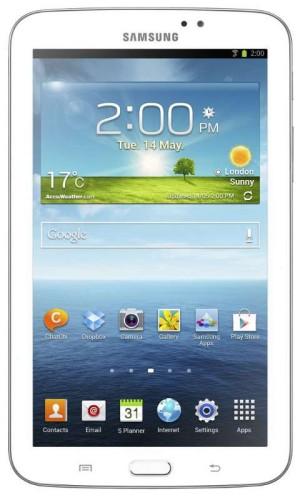 Анонсирован планшет Samsung Galaxy Tab 3