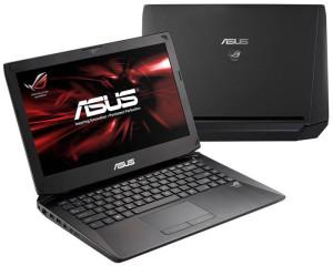 Игровой ноутбук ASUS R.O.G. G750JX