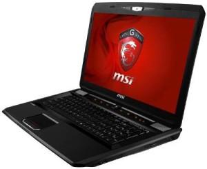 MSI представила игровые ноутбуки с новыми процессорами Richland