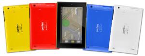 Новые разноцветные планшеты 7777HDA от Perfeo