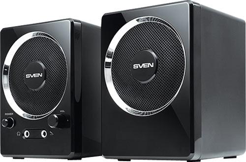 SVEN создал новую акустическую систему класса 2.0
