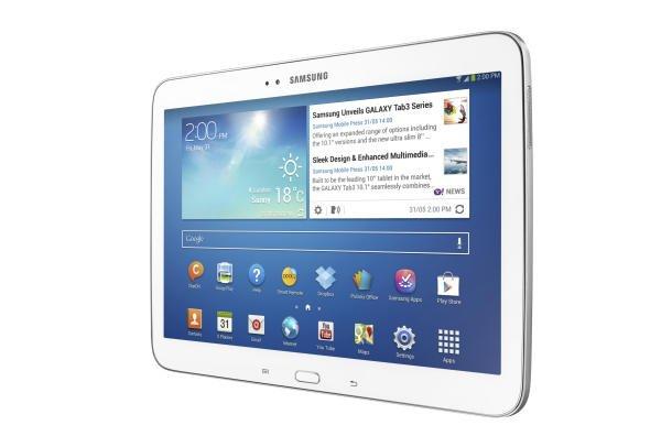 3 модели Galaxy Tab 3 появятся в продаже уже в июле