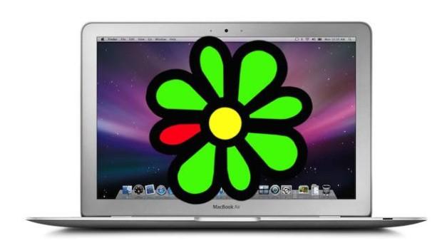 ICQ приходит в Mac