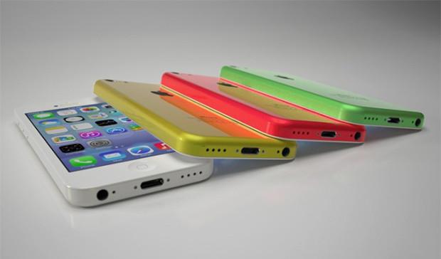 Стоимость iPhone 5C составит $450