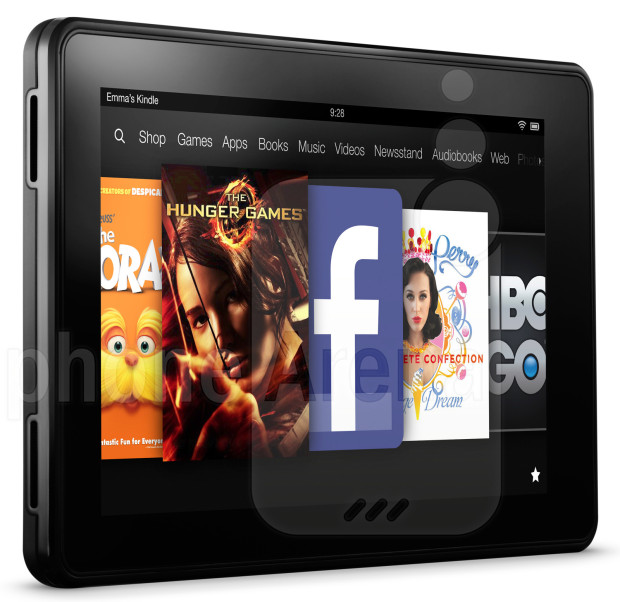 Следующее поколение Amazon Kindle Fire HD