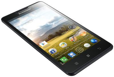 В России появились смартфоны Lenovo P780, S820, S920, A390 и A706