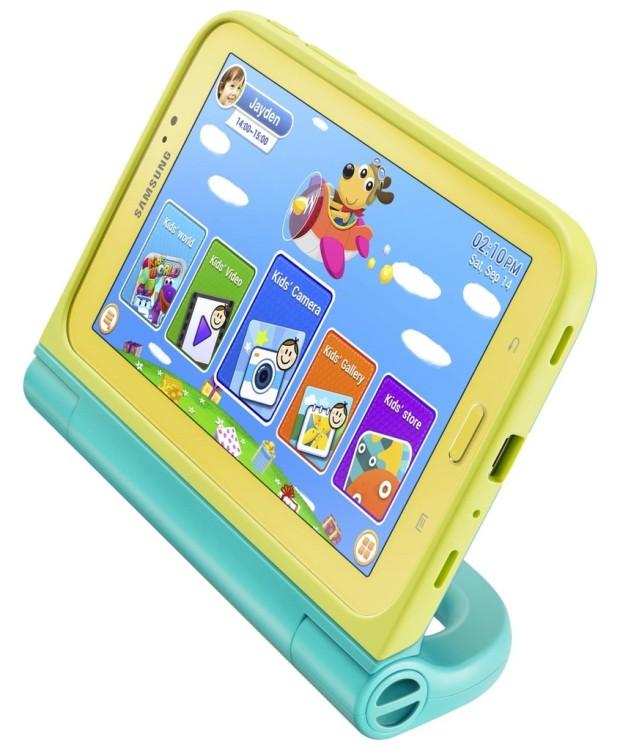 Samsung GALAXY Tab 3 Kids — планшет для самых маленьких