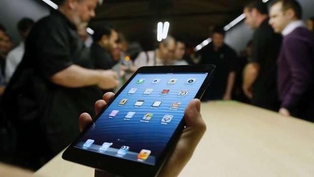 Samsung вернулся в iPad