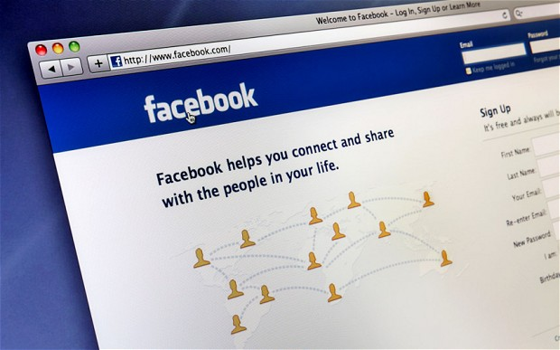 ЛДПР хочет заблокировать Facebook
