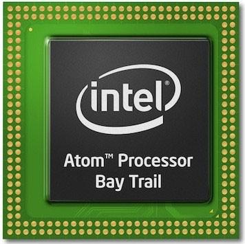 Intel официально представила процессоры Z3000 семейства Bay Trail