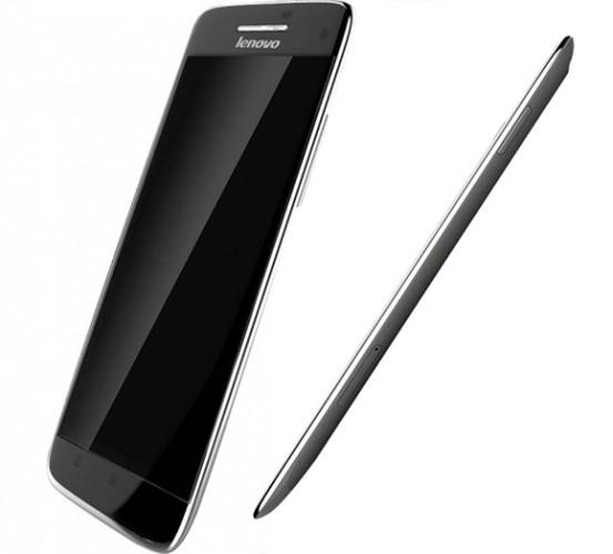 Lenovo показала новый смартфон Vibe X