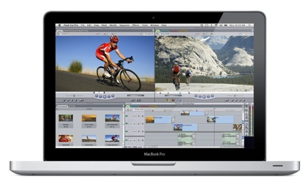 Ноутбук Apple MacBook Pro MC724LL