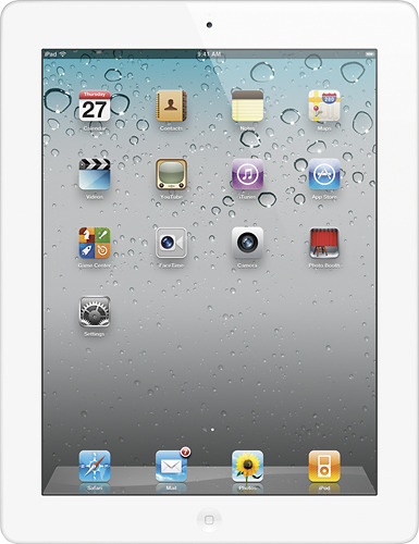 Планшет Apple iPad 2 16GB 3G mc982rs