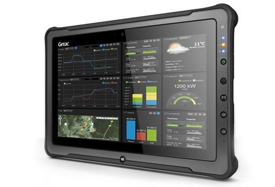 Тонкие и прочные ноутбук Getac V110 и планшет F110