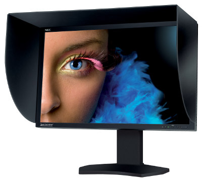 NEC обновил серию мониторов SpectraView