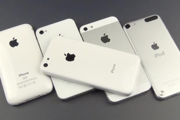 Apple iPhone 5S в четыре раза популярнее iPhone 5C