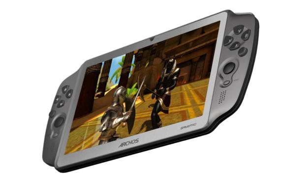 Archos представляет планшет GamePad 2