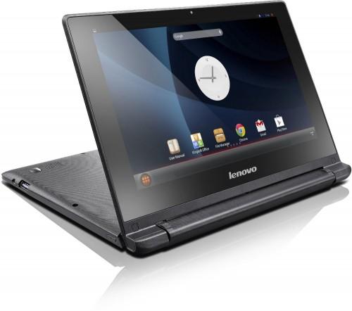 Lenovo представляет 10' ноутбук Lenovo A10 на ОС Android