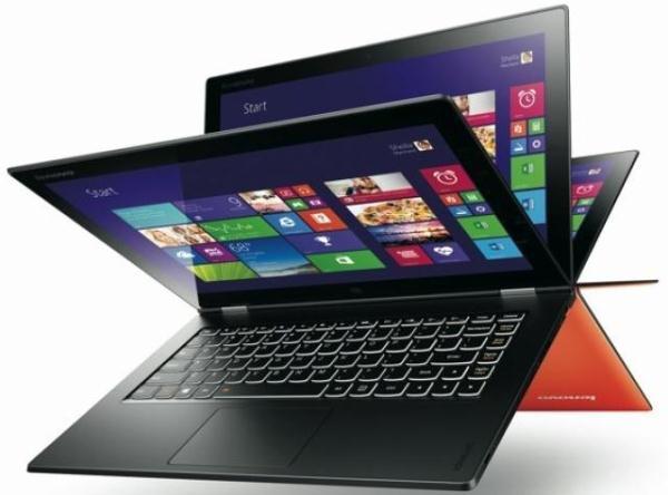 Ультрабук Lenovo Yoga 2 Pro уже в продаже