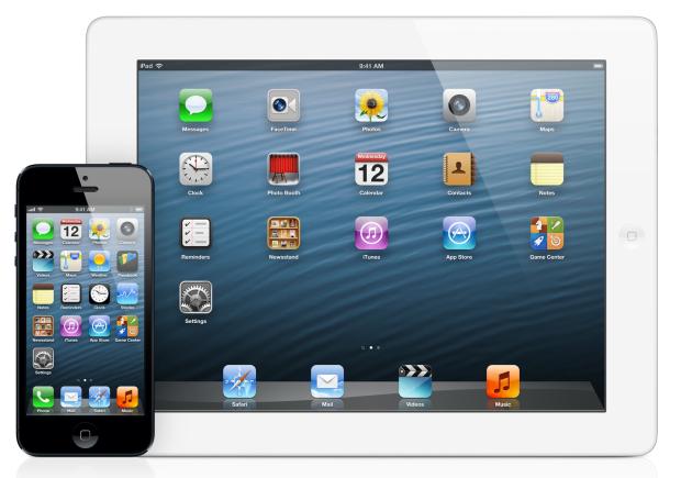 iPhone и iPad остаются статусными символами