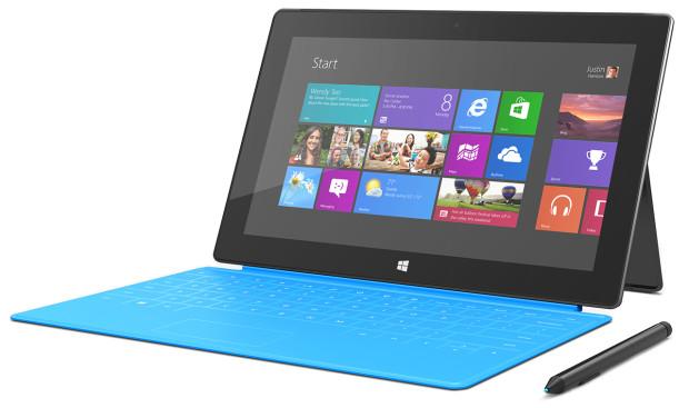 Microsoft начала продвижение Surface Pro в бизнес-сегменте