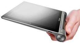 Lenovo представила планшет-трансформер Yoga Tablet