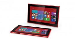 Nokia планирует выпуск 8' планшета Lumia 2020