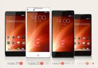 ZTE: два новых смартфона