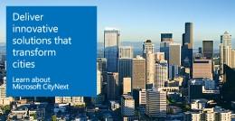 Microsoft предлагает создать города будущего в России