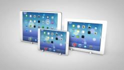 iPad Pro возможно будет иметь 12.9' экран