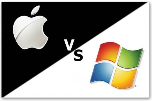 Бренд Microsoft оказался сильнее бренда Apple