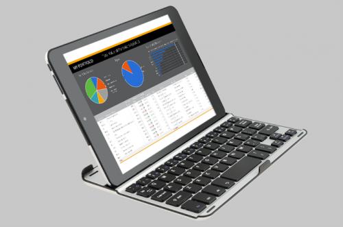 Android-планшет Evolio X8 Fusion с док-клавиатурой