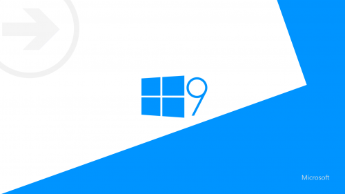 Релиз ОС Windows 9 состоится в октябре