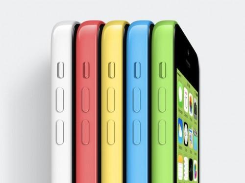 iPhone 5c обогнал по продажам Samsung Galaxy S4