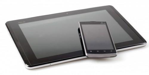 Смартфоны и планшеты: вес имеет значение