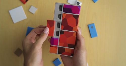 Модульный смартфон от Google выйдет в начале 2015 года