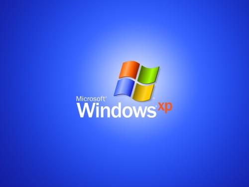 За неделю до закрытия Windows XP все еще популярна