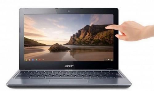 Новый хромбук от Acer на процессоре Intel Core i3