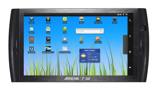 Планшет Archos Arnova 7c G2 4GB