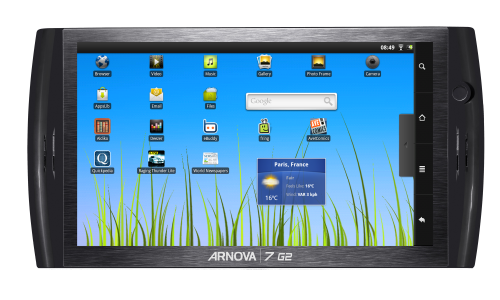 Планшет Archos Arnova 7e G2 4Gb